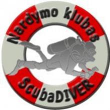 Nardymo Klubas Scubadiver