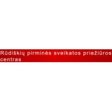 RŪDIŠKIŲ PIRMINĖS SVEIKATOS PRIEŽIŪROS CENTRAS, VŠĮ