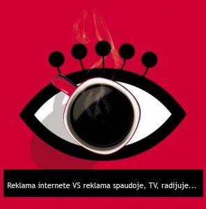 20170228 reklama internete vs reklama spaudoje tv radijuje