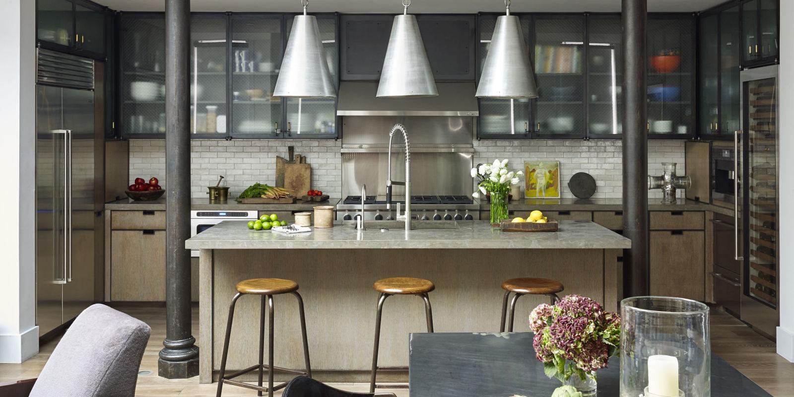 Virtuvė – vienas svarbiausių namų kampelių