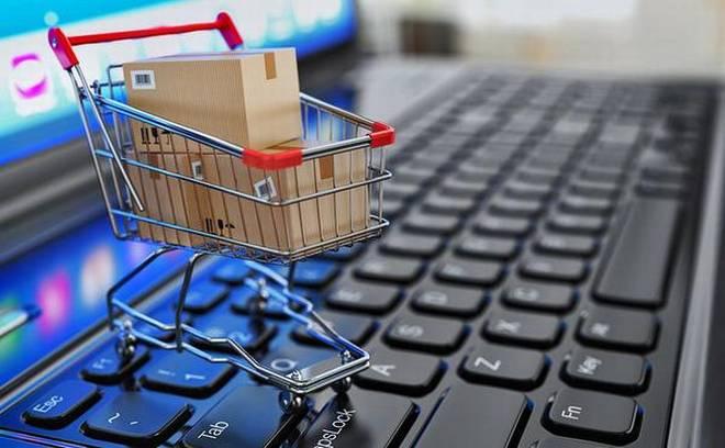 Fizinė prekyba ir internetinė parduotuvė