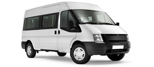 Mikroautobuso nuoma su vairuotoju