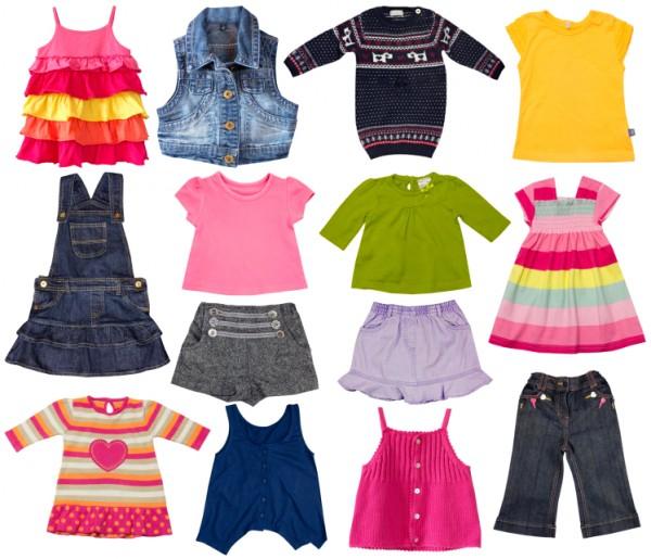 Vaikiski drabuziai urmu