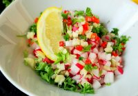 ridikeliu salsa