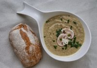 Trinta grybų - pievagrybių sriuba