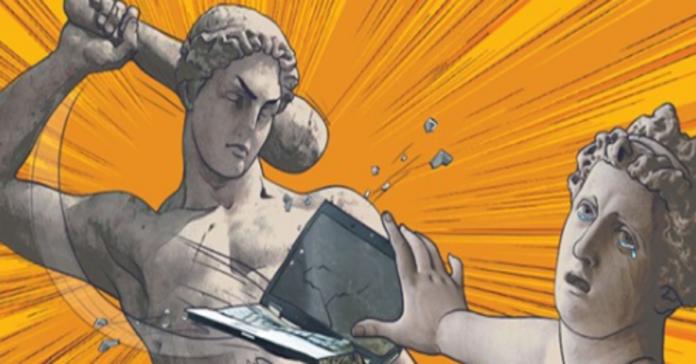 Išdavystė internete: tik žaidimas ar santykių griūtis?