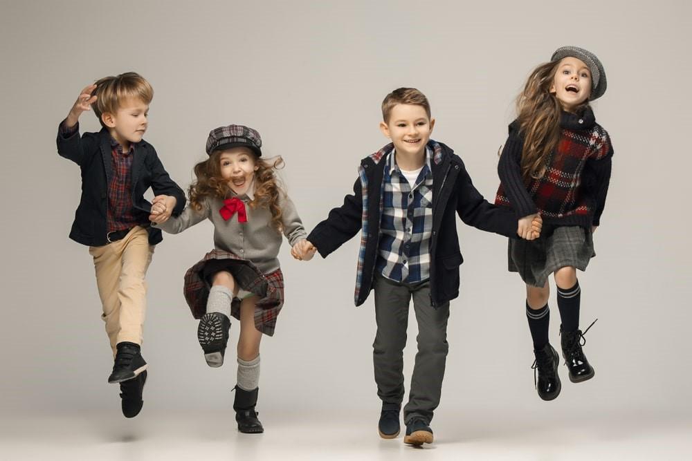 Vaikų mados tendencijos 2020 metais