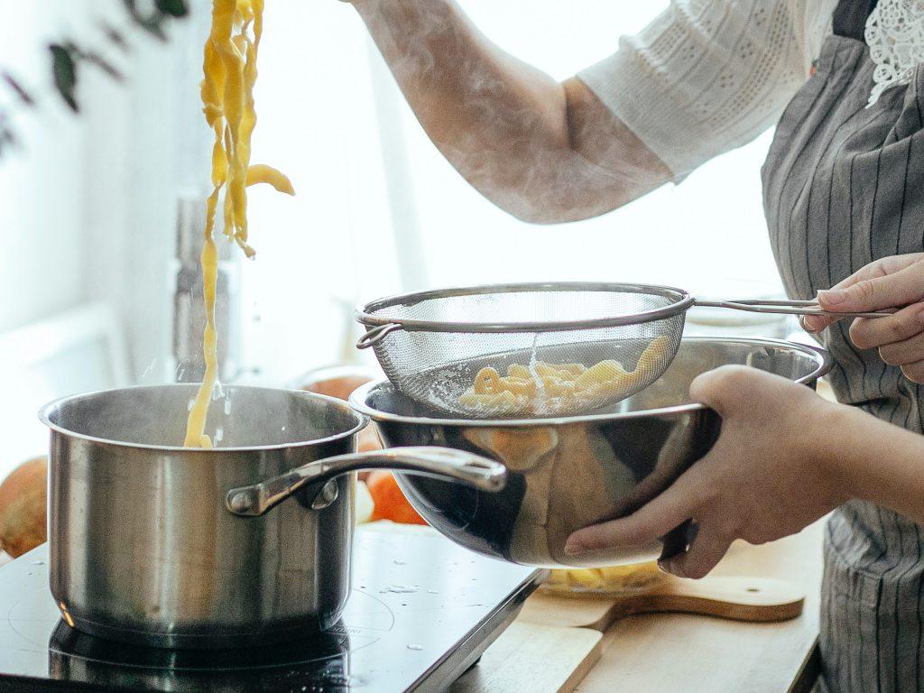 Kaip puikiai paruošti makaronus?